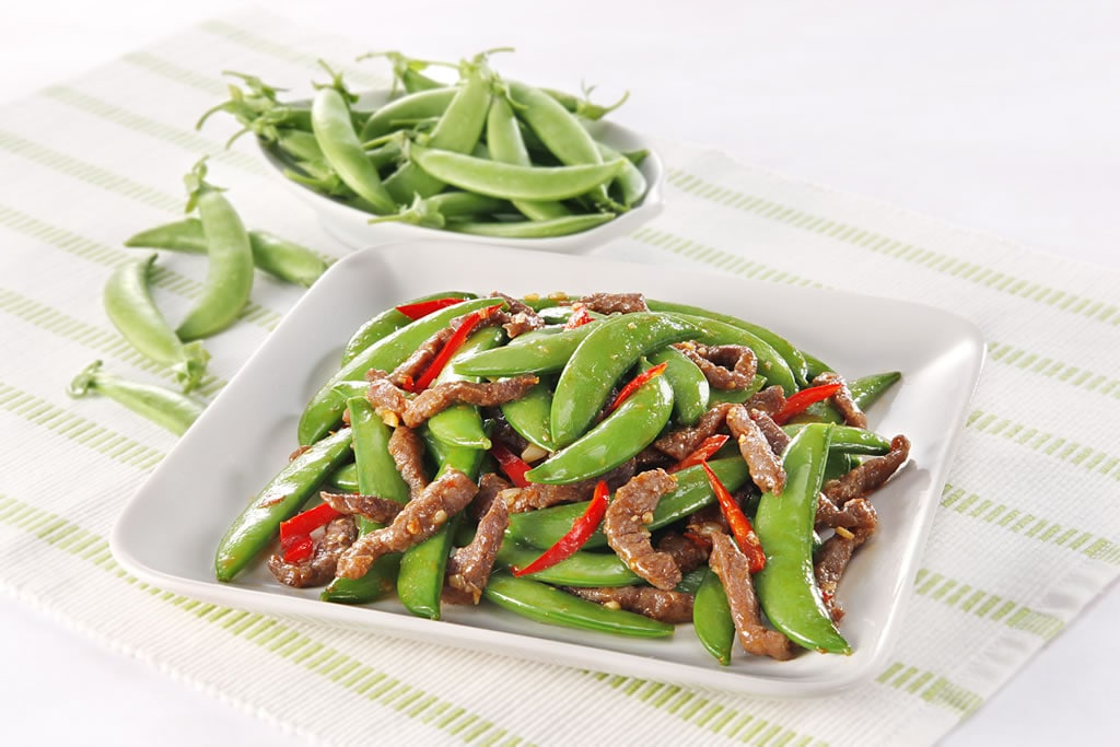 knorr-beef-beef shredded beef with-sugar-snap-peas