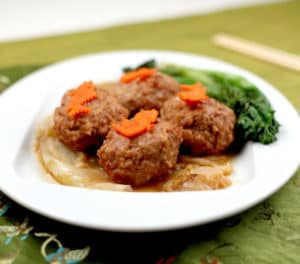 knorr-bok-choi-ground-pork shanghai lions head-meatball-590x520