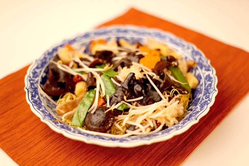 knorr-noodle-steamed-egg noodles lo-han-vegetarian-noodle