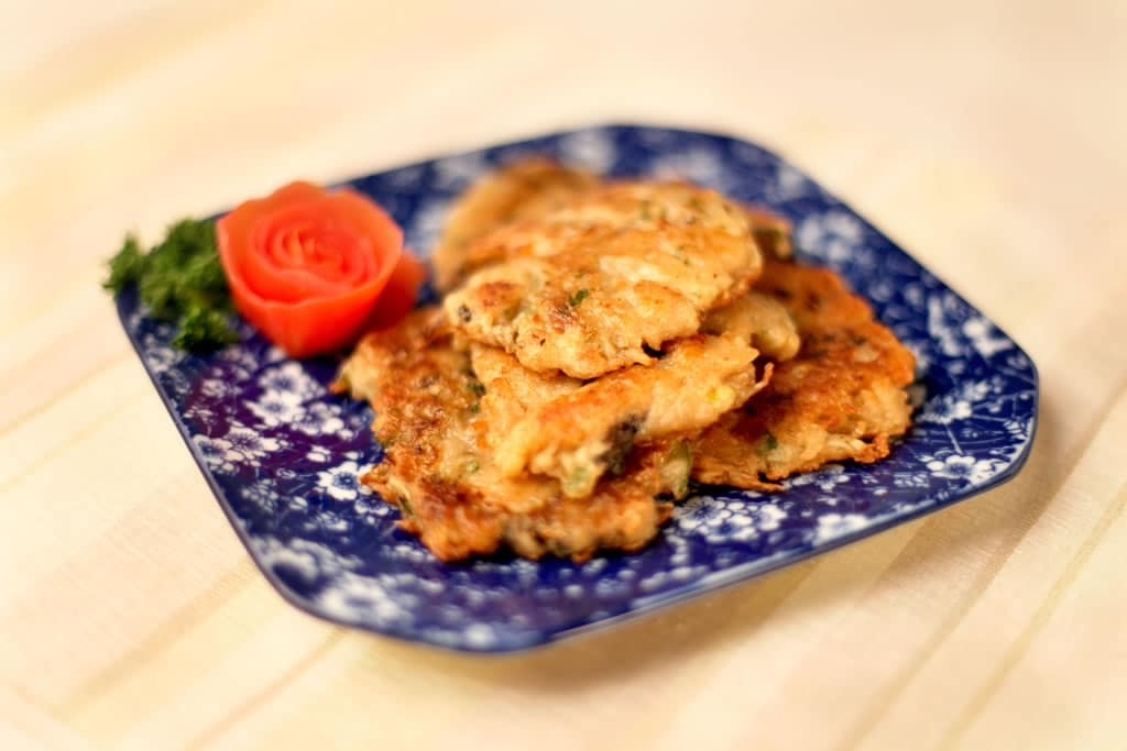 knorr-pan-fried-white radish cake-with-dried-oysters
