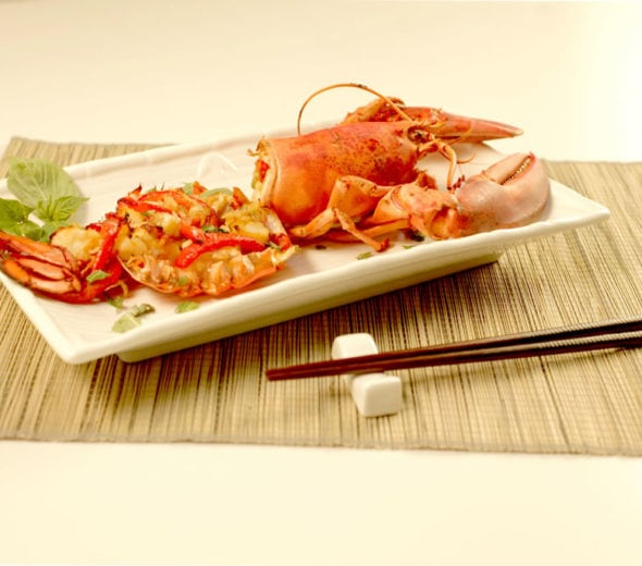 CLASSIC CHINESE BAKED LOBSTER