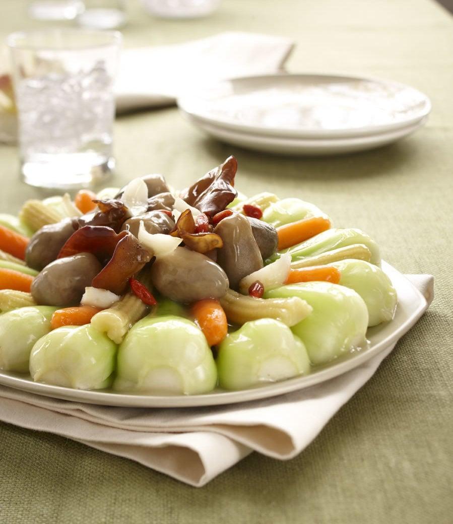 knorr-snack-stalks-shanghai-bok choi vegetable platter-899x1040