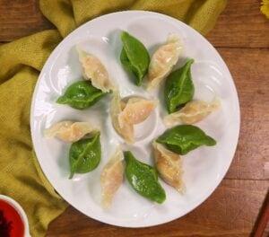 Dumplings White