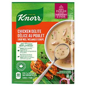 Chicken Delite Soup