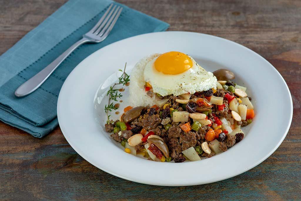 Bœuf Picadillo de Momma Cuisine