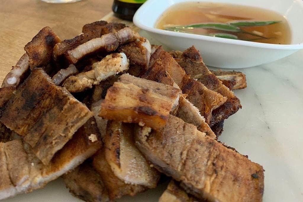 Porc Liempo de Momma Cuisine