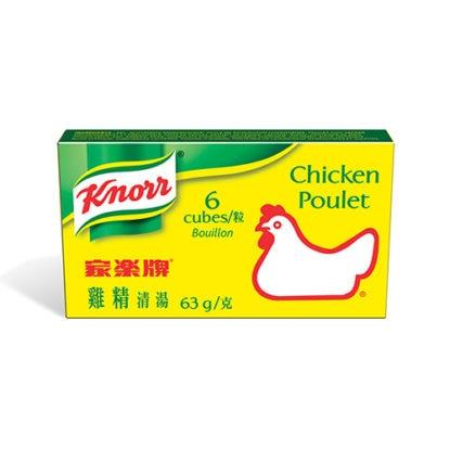 Bouillon cube poulet Knorr