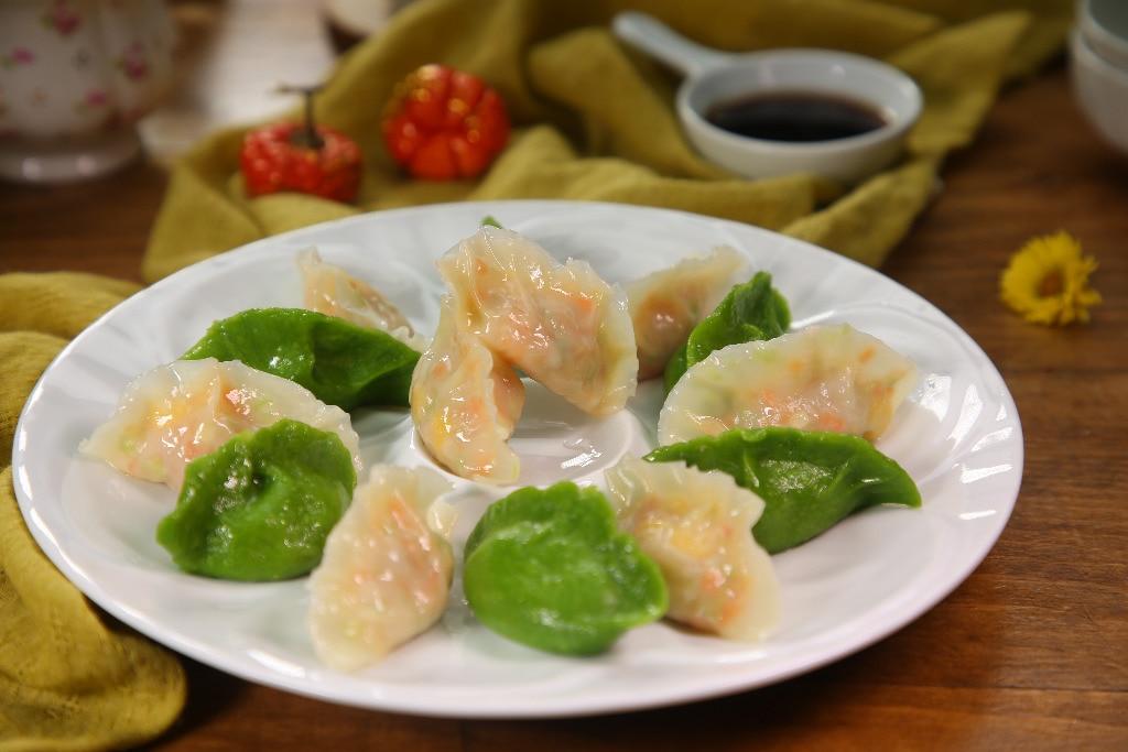 Dumplings Green