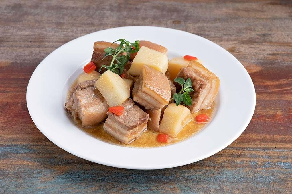 菲式叉烧肉