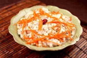 中式豆腐蒸鱼菜式