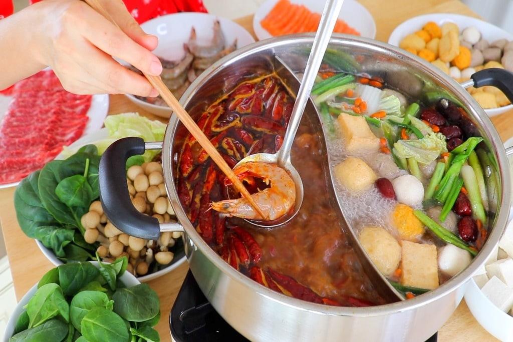 Hot Pot Mala