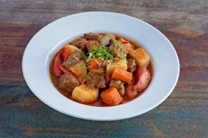 菲式番茄酱烩牛肉