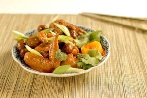中式栗子炖鸡