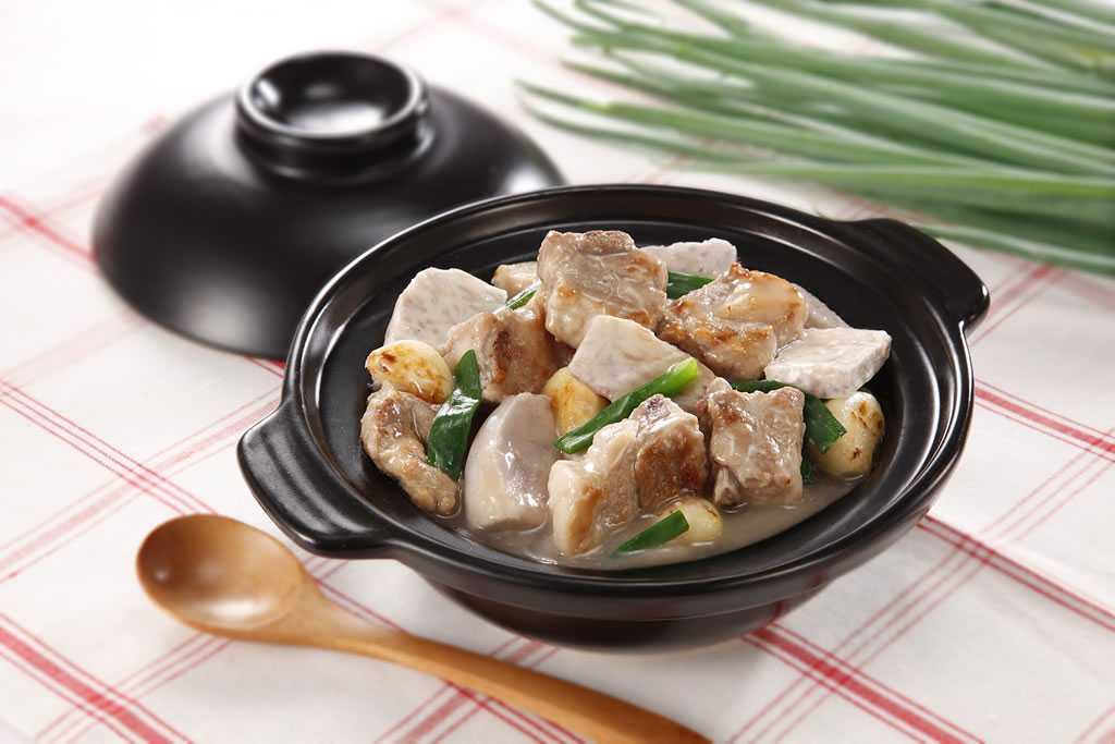 knorr dinner pork-taro