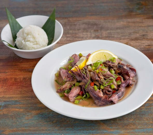 ADOBONG PUSIT – SIMPLY DELICIOUS SQUID