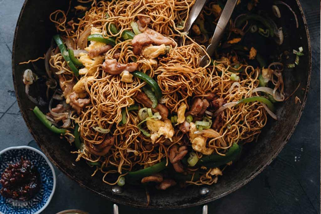 Hokkien Noodles
