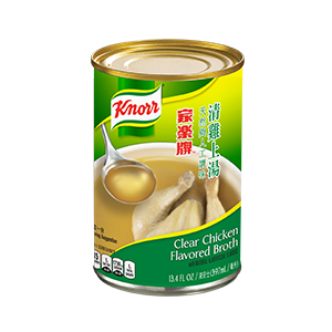 KNORR® CLEAR CHICKEN BROTH