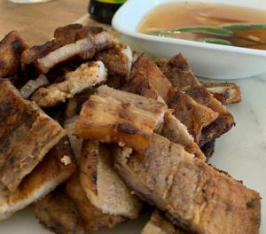 Pork Liempo by Momma Cuisine