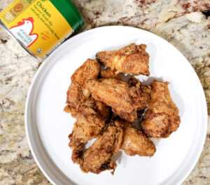 Crispy Fried Chicken Wings